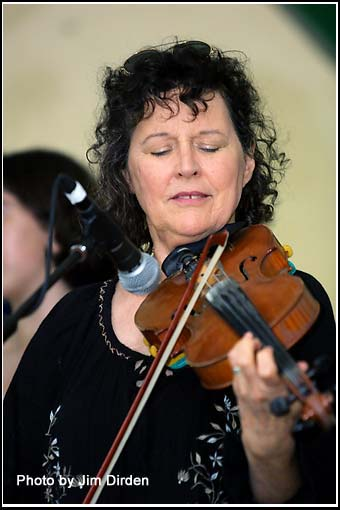 Mary Hattersley -- Old Settlers Music Festival